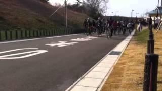 愛知県のモリコロパークでのロードレースです。 Ready Go JAPANの伊藤杏...