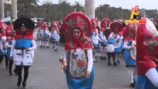 Karnevalsumzug 2016 am Ballermann Mallorca