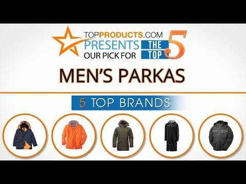 Best Men's Parka Reviews  – How To Choose The Best Men's Parka