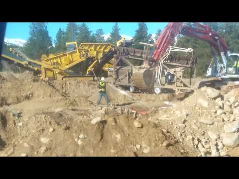 Fairplay Colorado Gold Mining, How To Find Gold With A Stick.