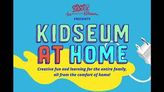 Kidseum Virtual Art Instruction: Creating Your Own Bell