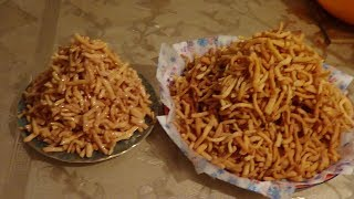 Ши бауырсақ және чак-чак|тонкие баурсаки и чак-чак|chak-chak eastern sweetness