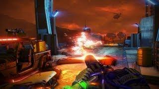 Far Cry 3 Blood Dragon Max Setting GTX560 TI Gameplay
