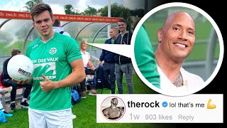 I Hid Dwayne 'The Rock' Johnson In My Instagram Photos & No One Noticed