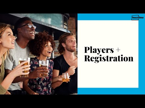 How to Register as a Players+ Member with Buzztime