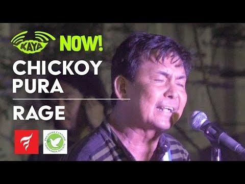 "Chickoy Pura w/ Lady I - ""Rage"" by The Jerks (Live w/ Lyrics) - PCCS 4th Anniversary"