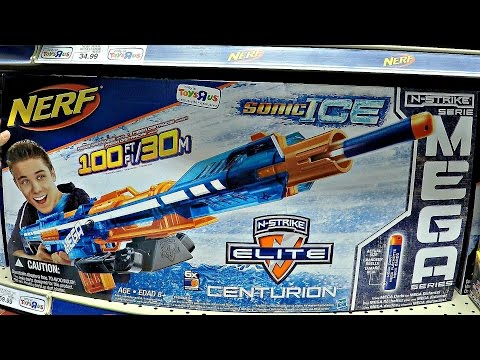 Nerf, BOOMco, Zing Buzz Bee Toy Blaster Guns Toy Hunt & Availability Walkthrought At Toy Store