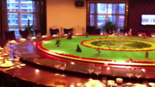 Huge Dining Table in Fujian Province