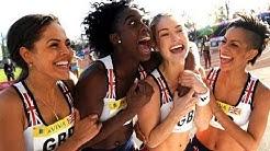 FAST GIRLS Trailer (Sport Drama - RUNNING)