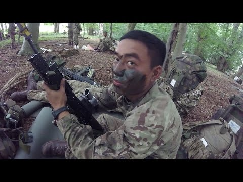 The British Army Through The Eyes Of A Gurkha Part 4 - Numree Life