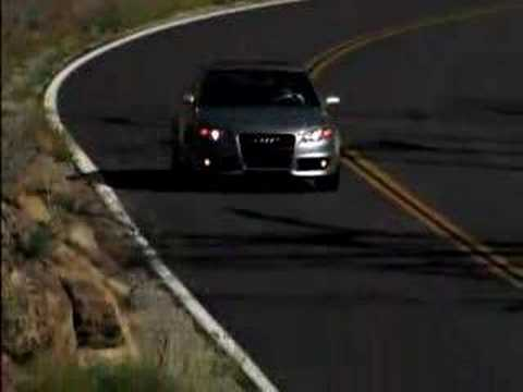 2007 Audi RS4 | Full Test | Edmunds.com