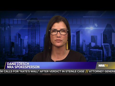 Stinchfield | Dana Loesch: Clearing Up Misinformation Over NICS Fix Bill - 12/6/17