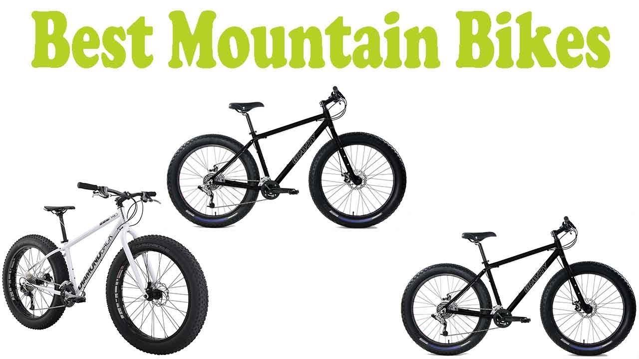 Top 5 Best Mountain Bikes under $1000 in 2018 - YouTube