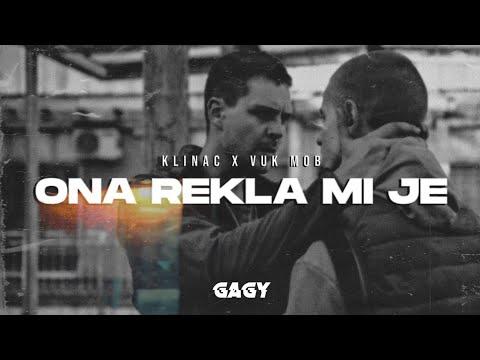 Download Vuk Mob X Klinac - ONA REKLA MI JE (JUŽNI VETAR) (Edit by GAGY)