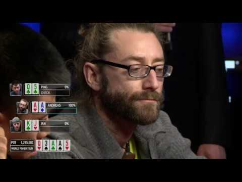Quad Aces for Software Engineer at Rolling Thunder Final Table