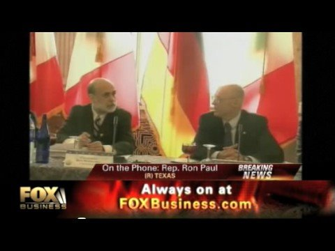 Ron Paul: Worldwide central bank?