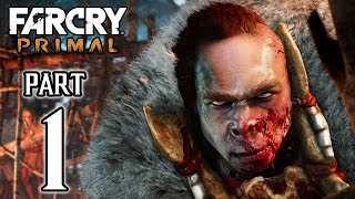 Far Cry Primal Walkthrough PART 1 (PS4) No Commentary Gameplay @ 1080p HD ✔