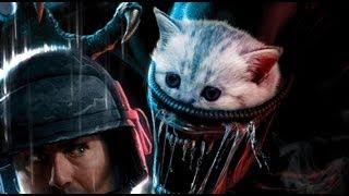 Чернобыльские котята нападают на людей (Aliens C.M.)