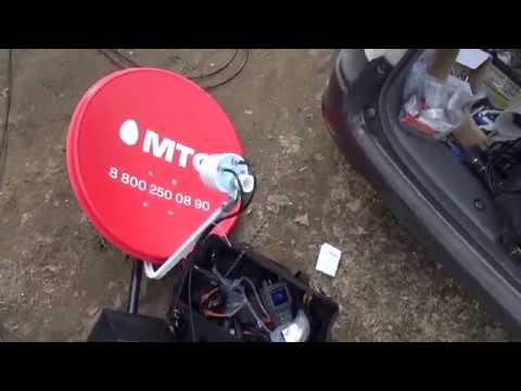Интернет в деревню. Усиление связи 4g