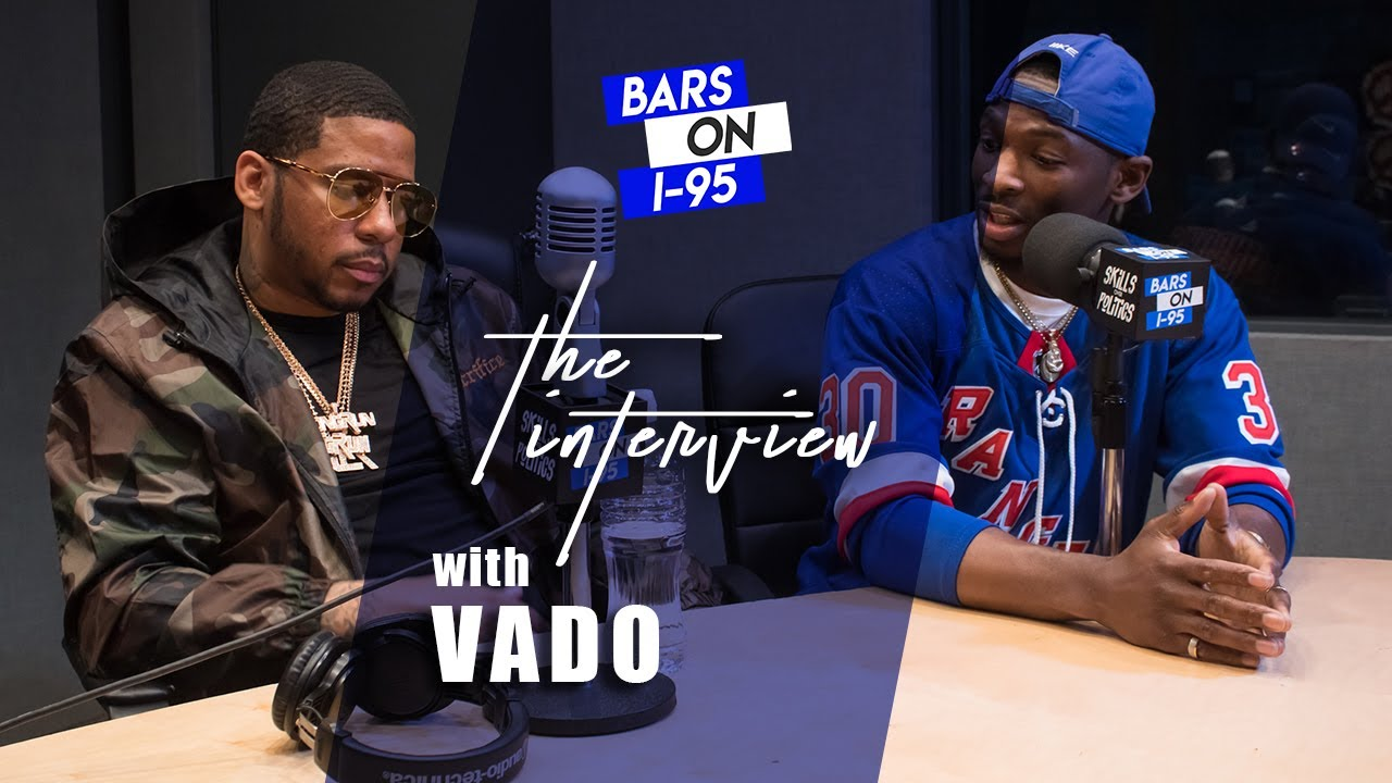 VADO Talks Hip Hop and upcoming project (Bars On I-95 Interview)