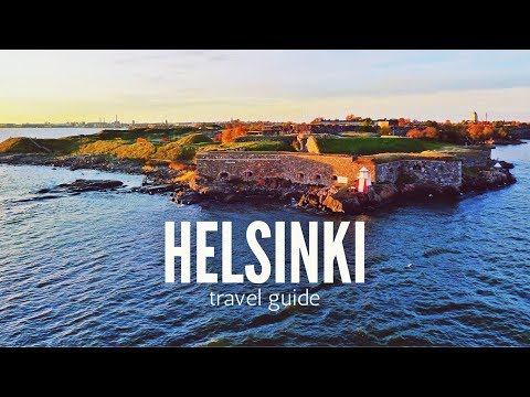 HELSINKI Travel guide, 5 best place to visit in helsinki !!