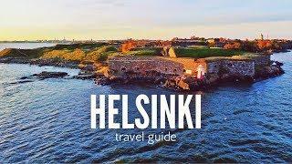 HELSINKI Travel guide, 5 best places in helsinki findland !!
