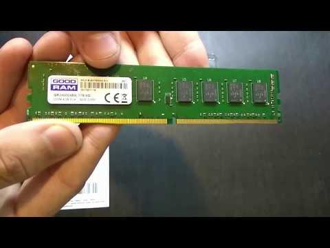 Оперативна пам'ять Goodram DDR4-2400 4096MB PC4-19200 (GR2400D464L17S/4G)
