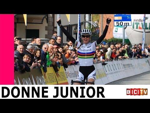 La Campionessa Mondiale junior Dideriksen vince a Cittiglio