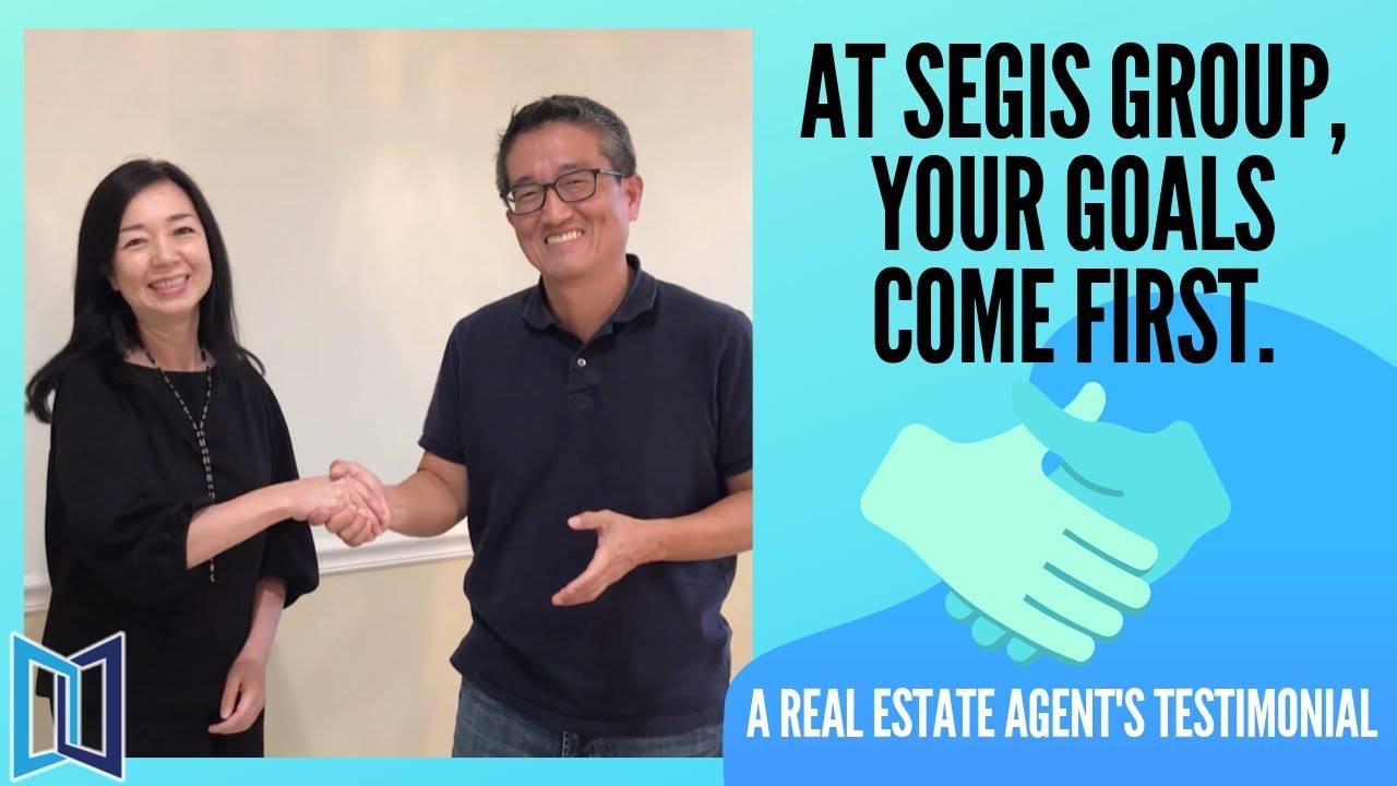 Real Estate Agent's Testimonial