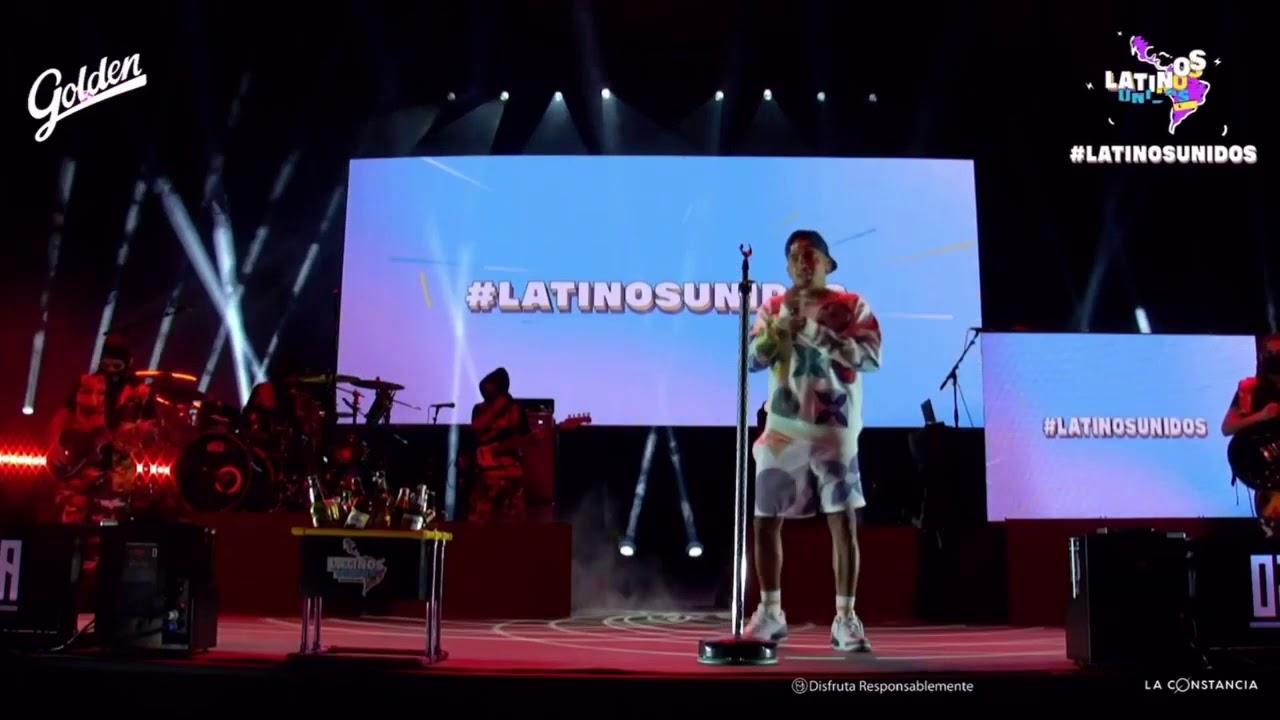 Aventura - Lunay Ozuna (Concierto Virtual )