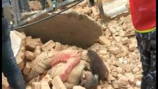 Nepal ma bhukamp ko