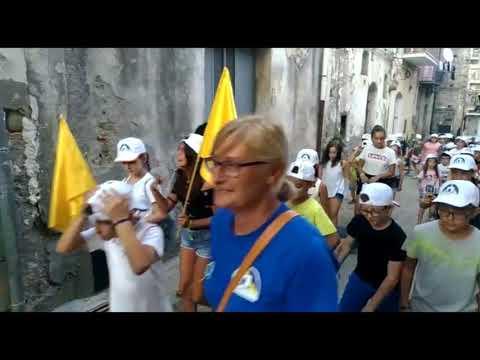 Manifestazione a Senise contro il bullismoL'associ...