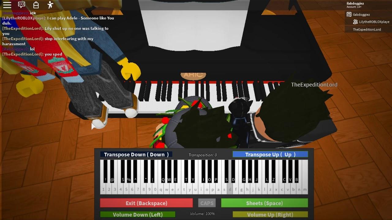 Roblox Piano Melanie Martinez Strawberry Shortcake Youtube