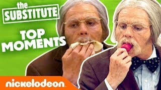 Jace Norman Eats World's Hottest Pepper?! | Best Moments | The Substitute | Nick