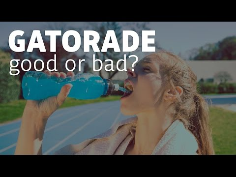 Is Gatorade Good For You? (+ The Nutritional Breakdown)