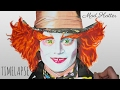 Speed Drawing: The Mad Hatter