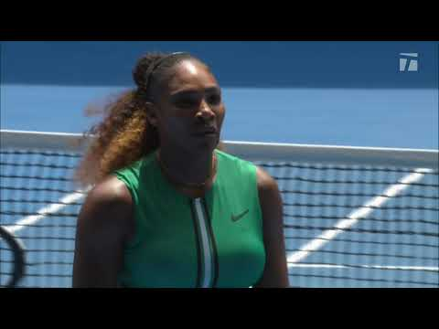 Tennis Channel Live: Serena Williams Races Through 2019 Australian Opener