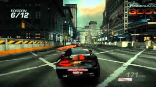 Ridge Racer Unbounded: Part 4 (Walkthrough/Gameplay) - That was Harsh (Xbox 360/PS3/PC)