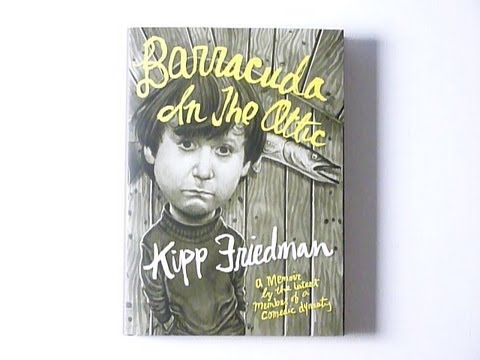 Barracuda In The Attic By Kipp Friedman Video Preview Youtube