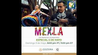MEXLA   La celebracion del 5 de mayo en Los Angeles