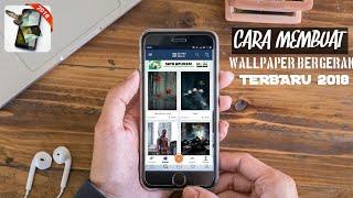 Tutorial Buat Wallpaper Android King Videos