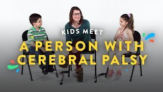 Baixar Kids Meet a Person With Cerebral Palsy | Kids Meet | HiHo Kids