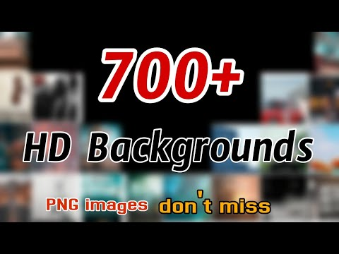 How to Download Free HD Backgrounds//700+ HD Backgrounds