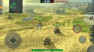 Игровая производительность oneplus 5 на примере world of tanks blitz