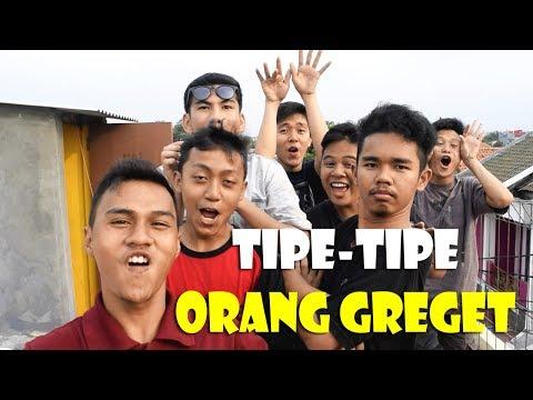 TIPE-TIPE GREGET