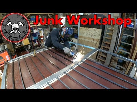 Fabricating Diy Mig Welded Steel Gates