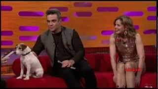 ROBBIE WILLIAMS on The Graham Norton Show (2nd Nov 2012)