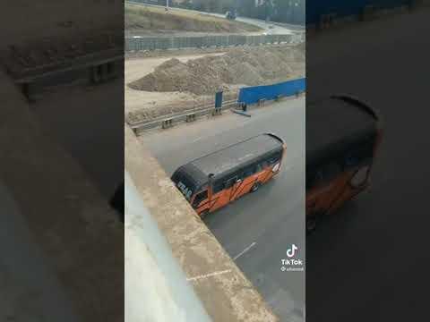 Man Captured Vandalizing Nairobi Expressway