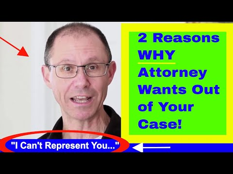 2 Reasons WHY An Attorney Wants Out of YOUR Medical Malpractice Lawsuit in NY|Gerry Oginski Explains