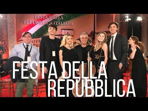La Festa Della Repubblica feat. Sofia Viscardi, Michele Bravi e Zootropio || Ehi Leus